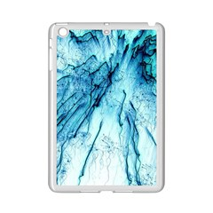 Special Fireworks, Aqua iPad Mini 2 Enamel Coated Cases