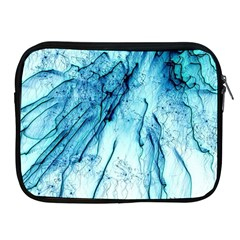 Special Fireworks, Aqua Apple iPad 2/3/4 Zipper Cases