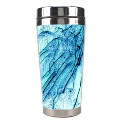 Special Fireworks, Aqua Stainless Steel Travel Tumblers