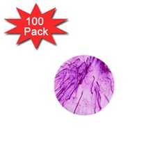 Special Fireworks, Pink 1  Mini Buttons (100 pack)