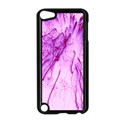 Special Fireworks, Pink Apple iPod Touch 5 Case (Black)