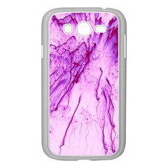 Special Fireworks, Pink Samsung Galaxy Grand DUOS I9082 Case (White)