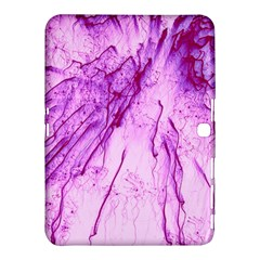 Special Fireworks, Pink Samsung Galaxy Tab 4 (10 1 ) Hardshell Case
