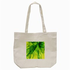 Special Fireworks, Green Tote Bag (cream)