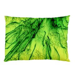 Special Fireworks, Green Pillow Cases (Two Sides)