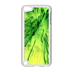 Special Fireworks, Green Apple iPod Touch 5 Case (White)