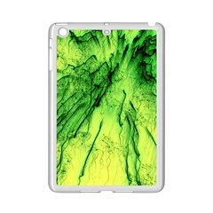 Special Fireworks, Green iPad Mini 2 Enamel Coated Cases