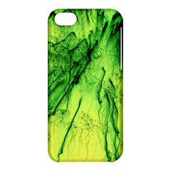 Special Fireworks, Green Apple iPhone 5C Hardshell Case