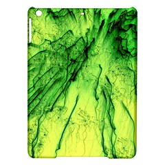 Special Fireworks, Green iPad Air Hardshell Cases