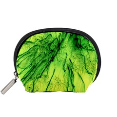 Special Fireworks, Green Accessory Pouches (Small)