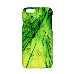Special Fireworks, Green Apple iPhone 6/6S Hardshell Case