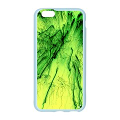 Special Fireworks, Green Apple Seamless iPhone 6 Case (Color)