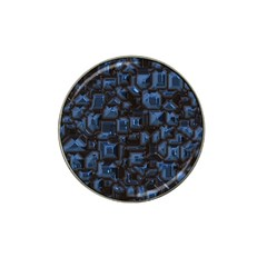 Metalart 23 Blue Hat Clip Ball Marker (10 pack)
