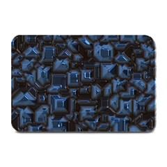 Metalart 23 Blue Plate Mats