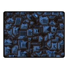 Metalart 23 Blue Fleece Blanket (Small)