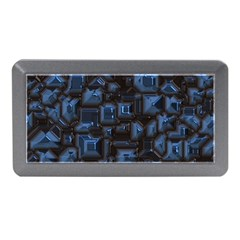 Metalart 23 Blue Memory Card Reader (Mini)