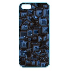 Metalart 23 Blue Apple Seamless iPhone 5 Case (Color)