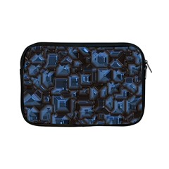 Metalart 23 Blue Apple iPad Mini Zipper Cases