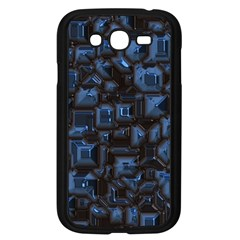 Metalart 23 Blue Samsung Galaxy Grand DUOS I9082 Case (Black)