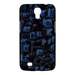 Metalart 23 Blue Samsung Galaxy Mega 6.3  I9200 Hardshell Case