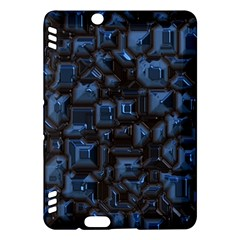 Metalart 23 Blue Kindle Fire HDX Hardshell Case