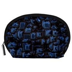 Metalart 23 Blue Accessory Pouches (Large)