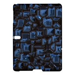 Metalart 23 Blue Samsung Galaxy Tab S (10.5 ) Hardshell Case