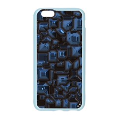 Metalart 23 Blue Apple Seamless iPhone 6 Case (Color)