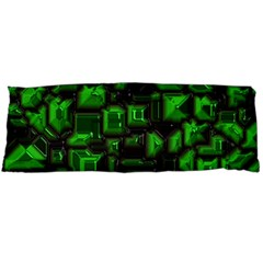 Metalart 23 Green Body Pillow Cases (Dakimakura)