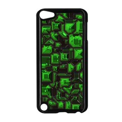 Metalart 23 Green Apple iPod Touch 5 Case (Black)