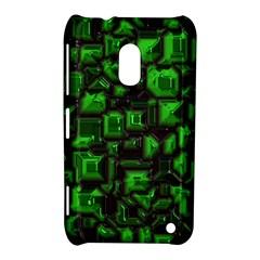 Metalart 23 Green Nokia Lumia 620