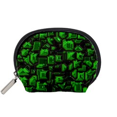 Metalart 23 Green Accessory Pouches (Small)