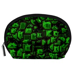 Metalart 23 Green Accessory Pouches (Large)