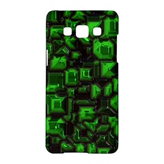 Metalart 23 Green Samsung Galaxy A5 Hardshell Case