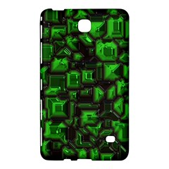 Metalart 23 Green Samsung Galaxy Tab 4 (7 ) Hardshell Case