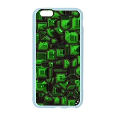 Metalart 23 Green Apple Seamless iPhone 6 Case (Color)