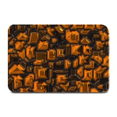 Metalart 23 Orange Plate Mats