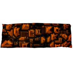 Metalart 23 Orange Body Pillow Cases Dakimakura (Two Sides)