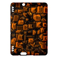 Metalart 23 Orange Kindle Fire HDX Hardshell Case