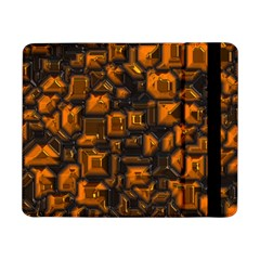 Metalart 23 Orange Samsung Galaxy Tab Pro 8 4  Flip Case