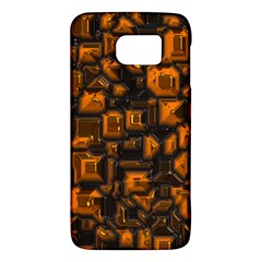 Metalart 23 Orange Galaxy S6
