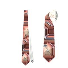 Metalart 23 Peach Neckties (Two Side)