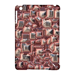 Metalart 23 Peach Apple Ipad Mini Hardshell Case (compatible With Smart Cover)