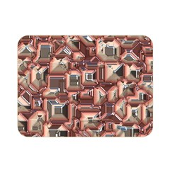 Metalart 23 Peach Double Sided Flano Blanket (mini)