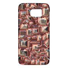 Metalart 23 Peach Galaxy S6