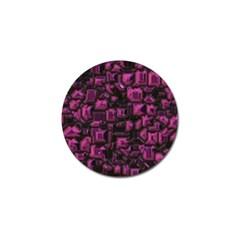 Metalart 23 Pink Golf Ball Marker (10 pack)