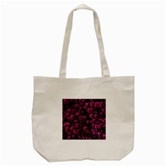 Metalart 23 Pink Tote Bag (cream)