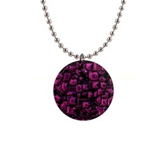 Metalart 23 Pink Button Necklaces