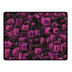Metalart 23 Pink Fleece Blanket (Small)