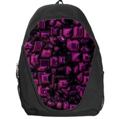Metalart 23 Pink Backpack Bag